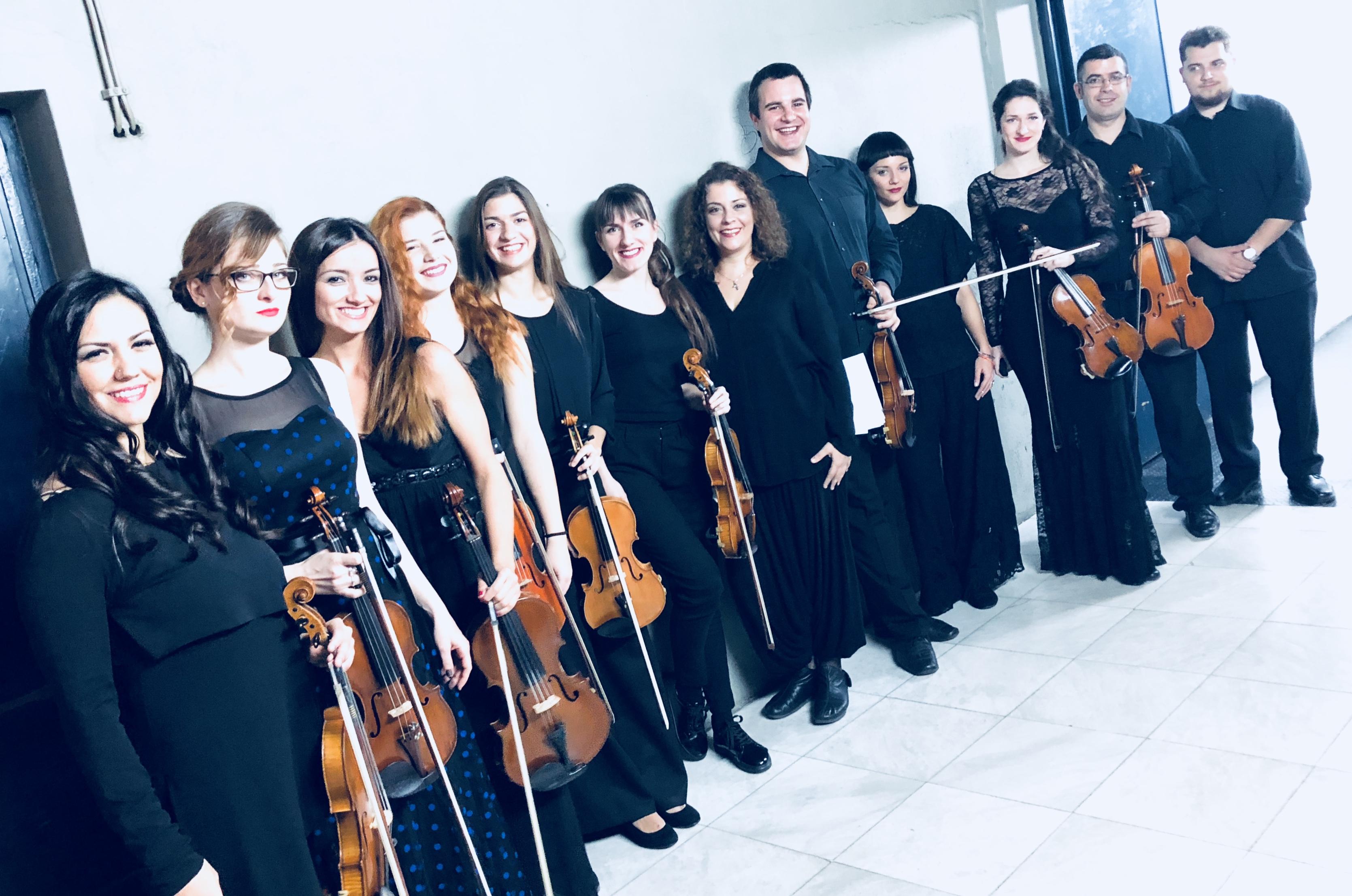 Beogradska sinfonieta Coca Cola UŠĆE Čarobni grad otvara vrata 1. decembra