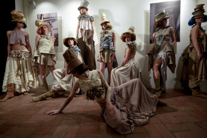 DJT7908 42 BFW Sonja Krstic 6. dan 42. Belgrade Fashion Week a: Modni performans Sonje Krstić & BFW CHOICE