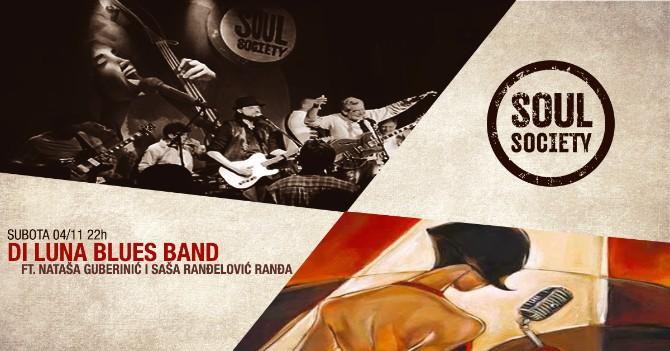 Di Luna Blues Band Vikend u starom Bitefu u znaku bluza