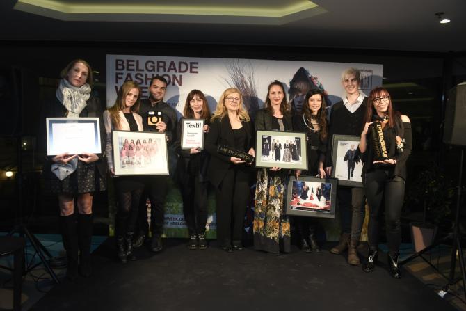 Dobitnici nagrada 42. Belgrade Fashion Week: Dodela nagrada u glamuroznom restoranu Credo