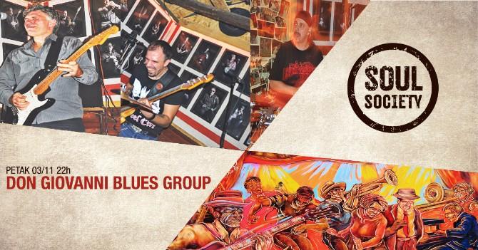 Don Giovanni Blues Group Vikend u starom Bitefu u znaku bluza
