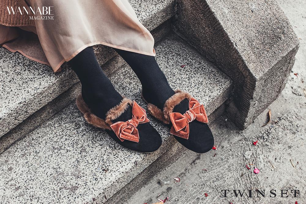 Drugi stajling Twinset 4 #Layering trikovi: Kako da haljinu prilagodiš jesenjem stajlingu