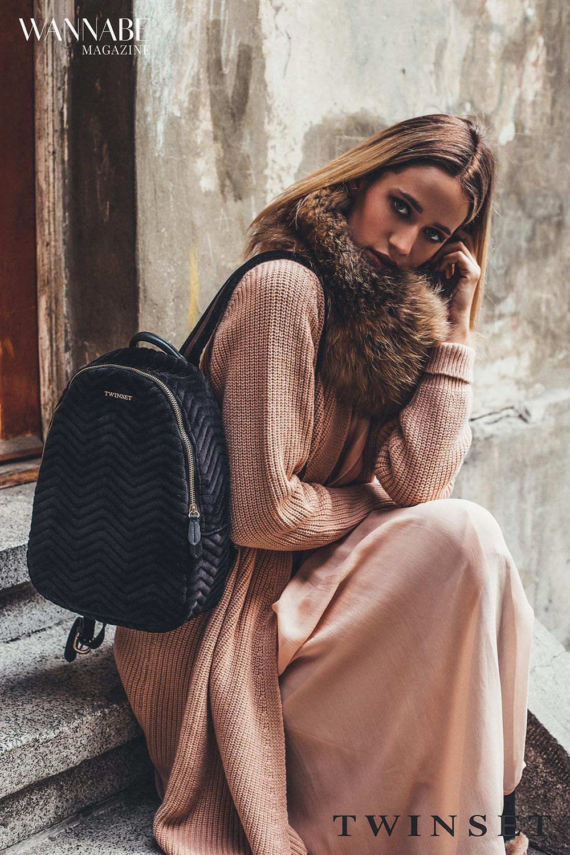 Drugi stajling Twinset 5 #Layering trikovi: Kako da haljinu prilagodiš jesenjem stajlingu