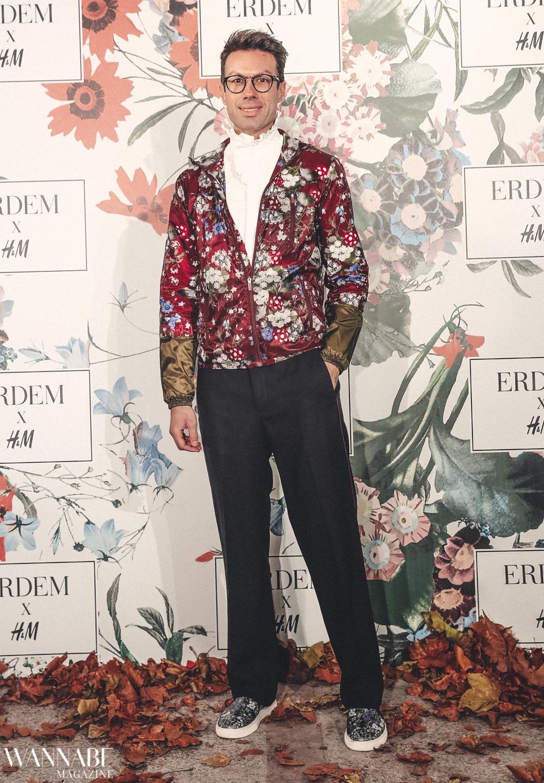 ERDEM x HM 3 Intervju: Danilo Drobnjak otkriva više o čarobnoj ERDEM x H&M kolekciji