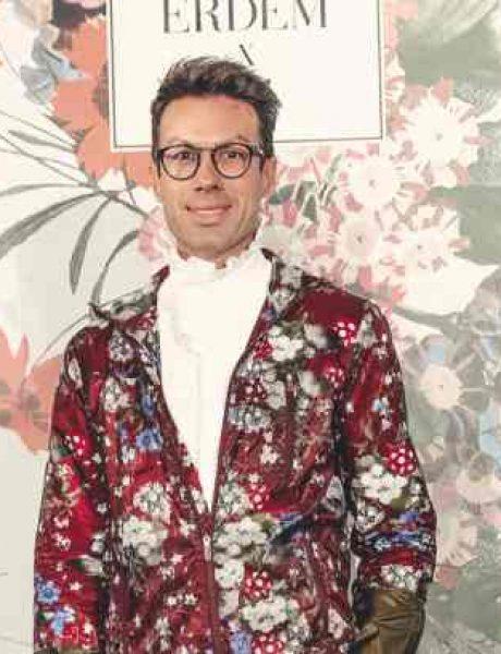 Intervju: Danilo Drobnjak otkriva više o čarobnoj ERDEM x H&M kolekciji