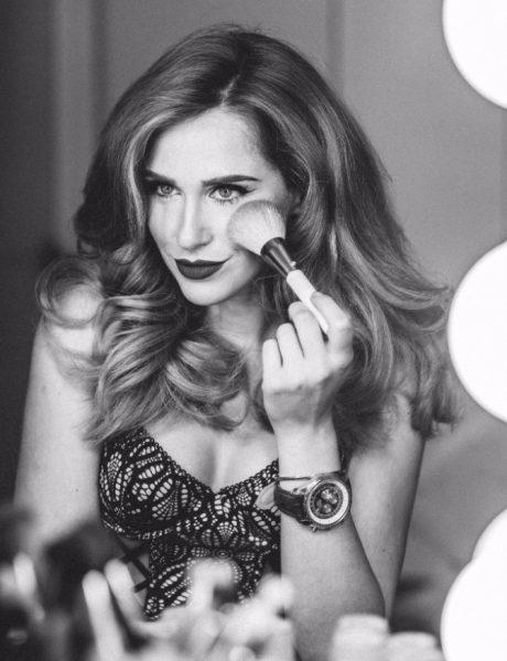 Intervju: Kornelija Slunjski, makeup artist