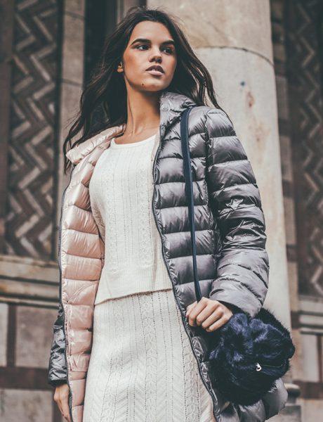 """Kako da ove zime poneseš perjanu jaknu – a da ne izgledaš kao """"pufnica""""!"""