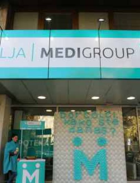 Otvoren MediGroup Dom zdravlja Dorćol