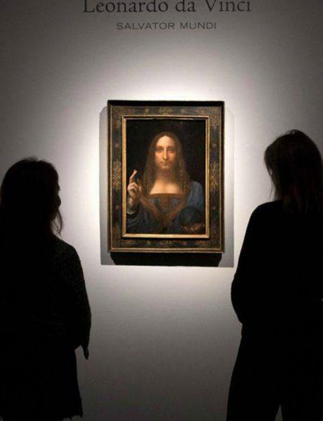 """""""Salvator Mundi"""" Leonarda da Vinčija: Nova najskuplja slika na svetu"""