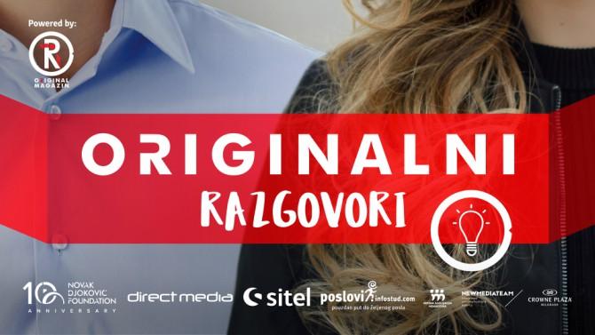 Originalni razgovori Po prvi put u Beogradu: Originalni razgovori sa menadžerima velikih kompanija