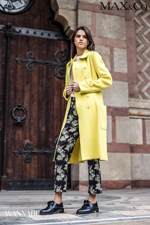 Prvi stajling max co 1 Kaput koji će svaka fashion devojka želeti da ima ove jeseni!