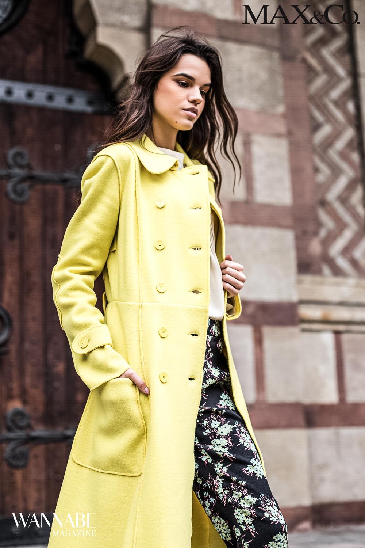 Prvi stajling max co 2 Kaput koji će svaka fashion devojka želeti da ima ove jeseni!