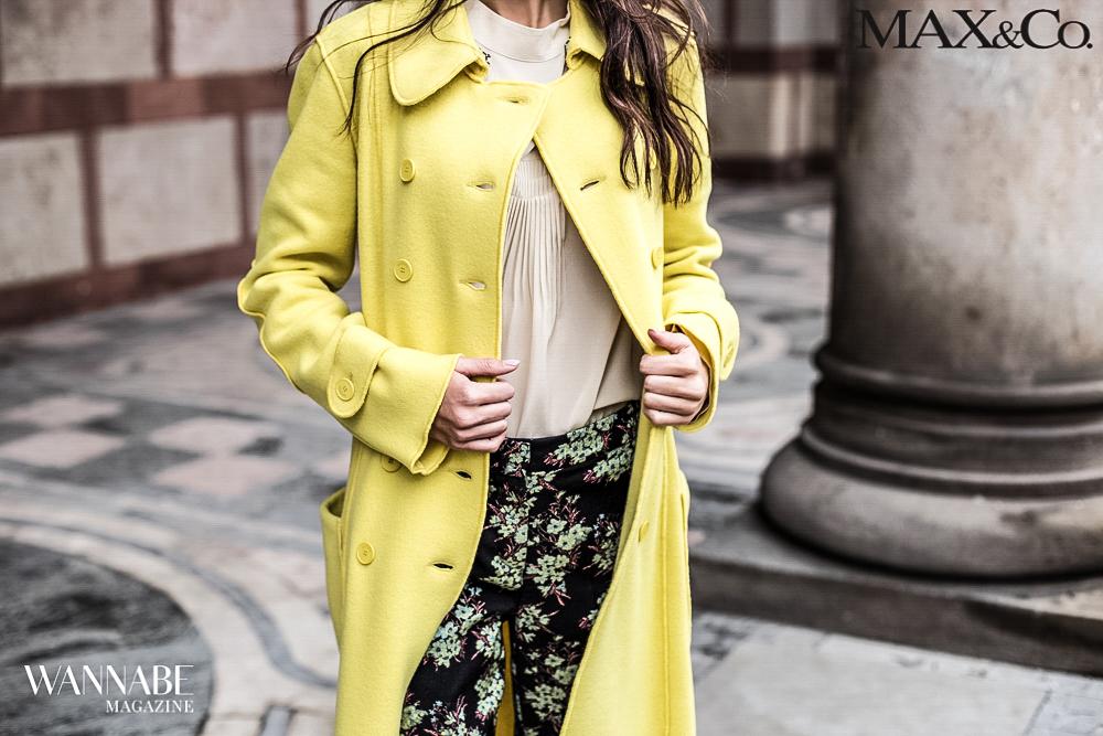 Prvi stajling max co 3 Kaput koji će svaka fashion devojka želeti da ima ove jeseni!