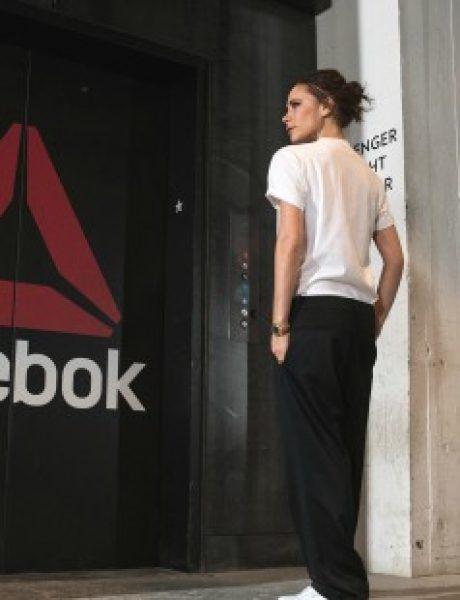 Reebok i Viktorija Bekam najavljuju novo partnerstvo