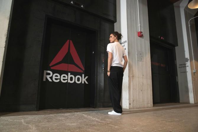 Reebok  Viktorija Bekam2 Reebok i Viktorija Bekam najavljuju novo partnerstvo