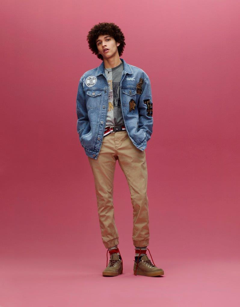 TH DNM LOOK 01 0012 WORK Tommy Jeans   Nova kolekcija stigla u Srbiju