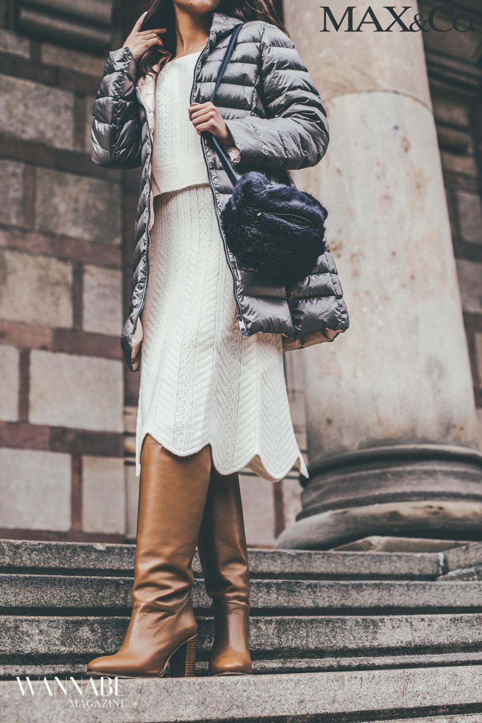 Treći stajling max co 3 Kako da ove zime poneseš perjanu jaknu   a da ne izgledaš kao pufnica!