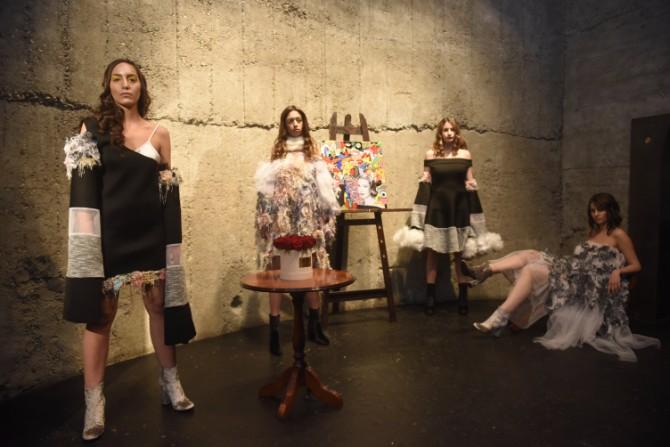 andjela brankovic Tradicionalni performans Modne vinjete privukao ogromnu pažnju