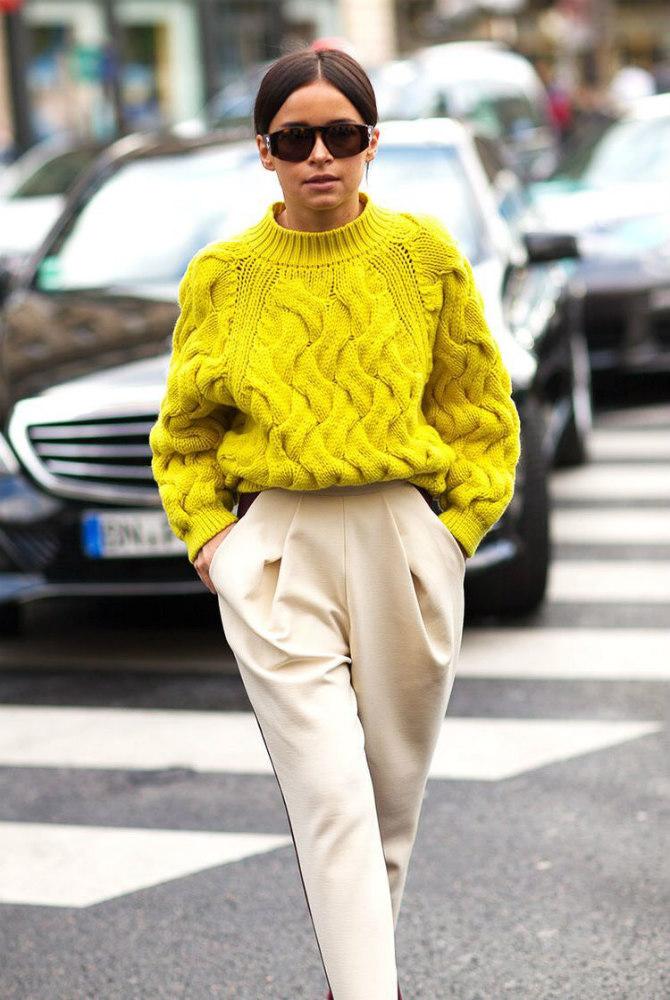 džemper 1 Moderna i trendi: Najatraktivniji džemperi za ovu sezonu