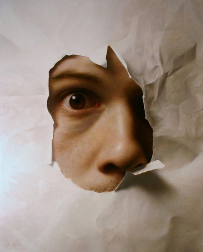 džošua suda 2 Hiperrealizam u slikarstvu Džošua Sude – revolucija realnosti