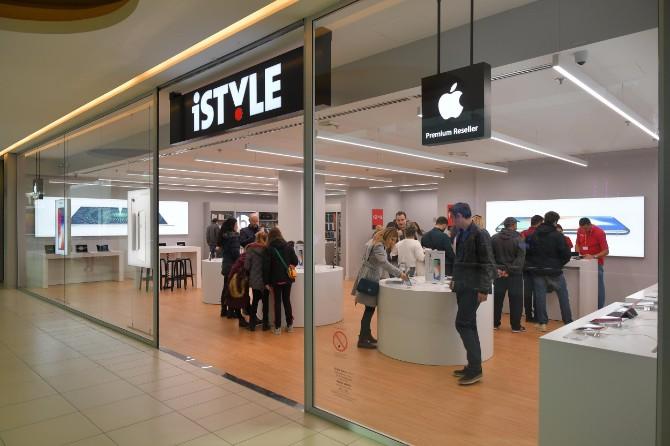 iStyle Apple Premium Reseller Usce 3 Redizajniran iStyle u Ušću oduševio posetioce