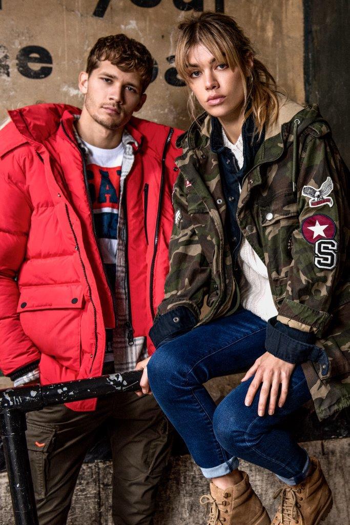 jakna 1 SUPERDRY jakna   Vaš siguran partner naredne zime