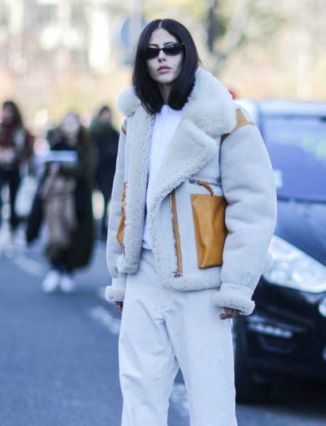 Bela odeća je must have ove zime!