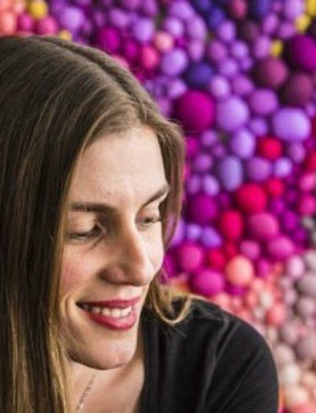 Tekstilna umetnost – za na zid, ili za pojesti?!