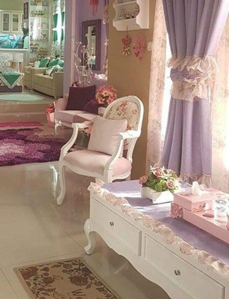 #romanticdecoration: Shabby chic stil uređenja doma