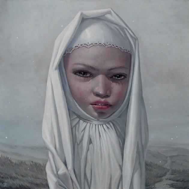 slika Percepcija ženskog duhovnog prostora – slike Jane Brike