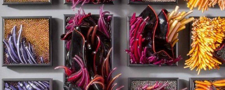 #differentart: Čudesne organske skulpture od stakla