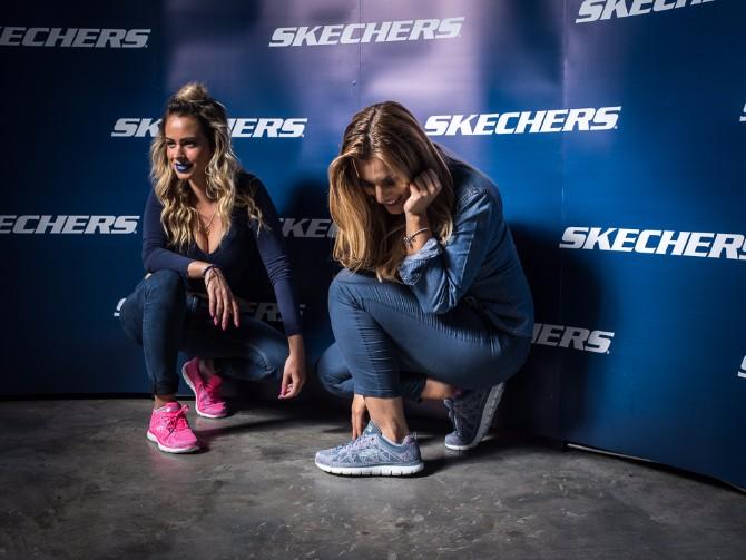 uvrnuti shotovi youtjuberke Must Have: Nova Skechers jesenja sport kolekcija   i za fitnes izazove i za laganu šetnju po gradu!
