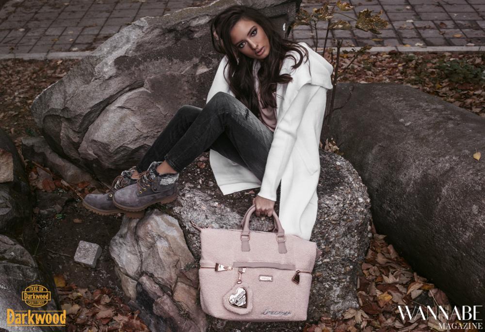 1 Roze + siva: Kako da nosiš jednu od najatraktivnijih kombinacija boja kao Jana Dačović
