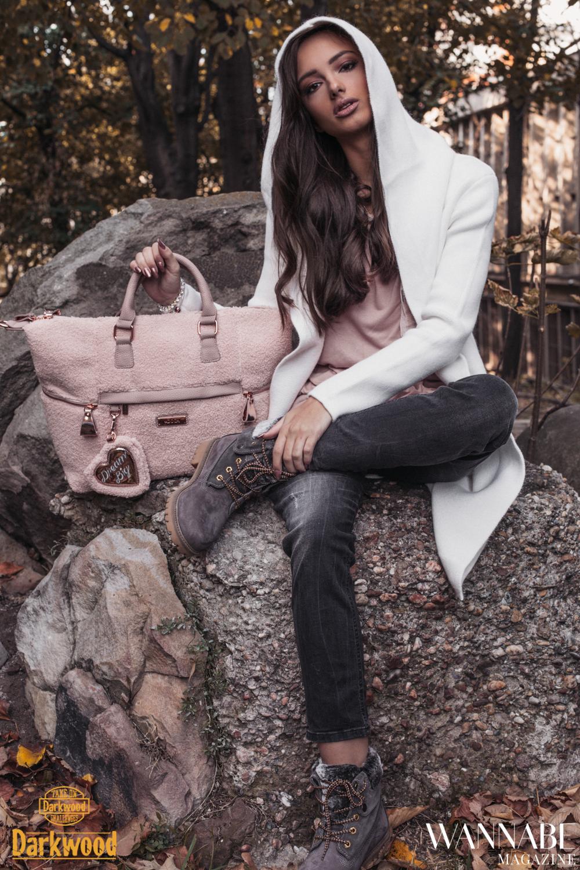 3 Roze + siva: Kako da nosiš jednu od najatraktivnijih kombinacija boja kao Jana Dačović