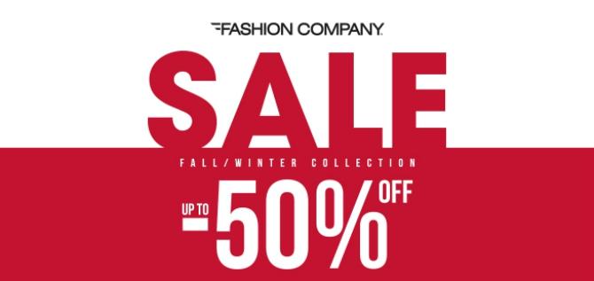 670 2 Sezonsko sniženje do 50% u prodavnicama Fashion Company