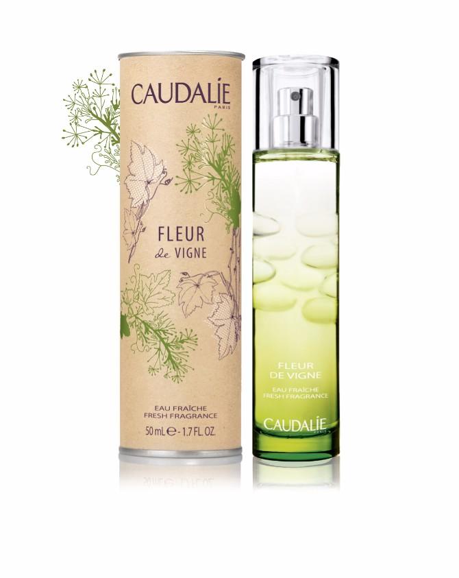 Caudalie FLEUR de Vigne Koja mirisna nota najviše odgovara tvojoj ličnosti?