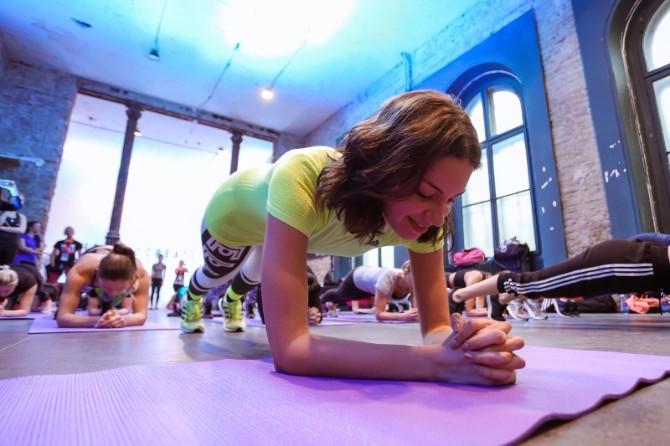 Fotografija 5 Više od 500 žena na Adidas trening danu