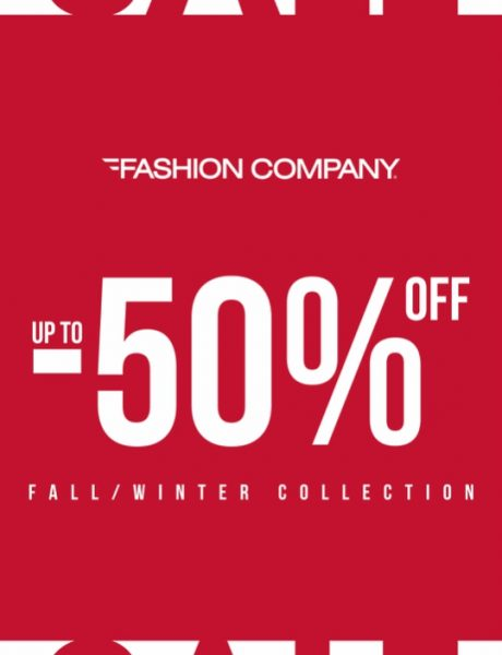 Sezonsko sniženje do 50% u prodavnicama Fashion Company