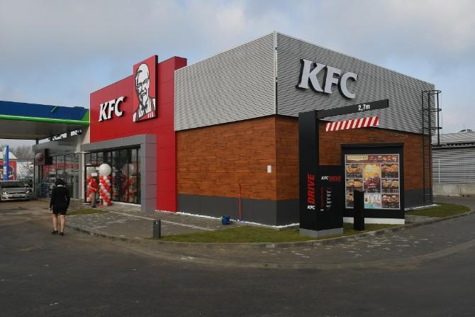 Na Adi Ciganliji otvoren prvi drive thru KFC restoran 1 Na Adi Ciganliji otvoren prvi KFC drive thru restoran