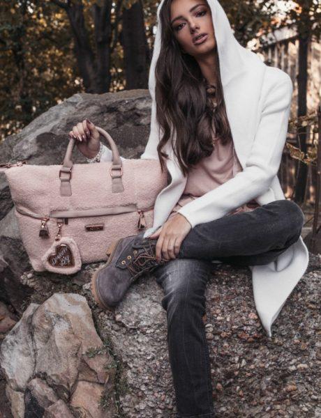 Roze + siva: Kako da nosiš jednu od najatraktivnijih kombinacija boja kao Jana Dačović