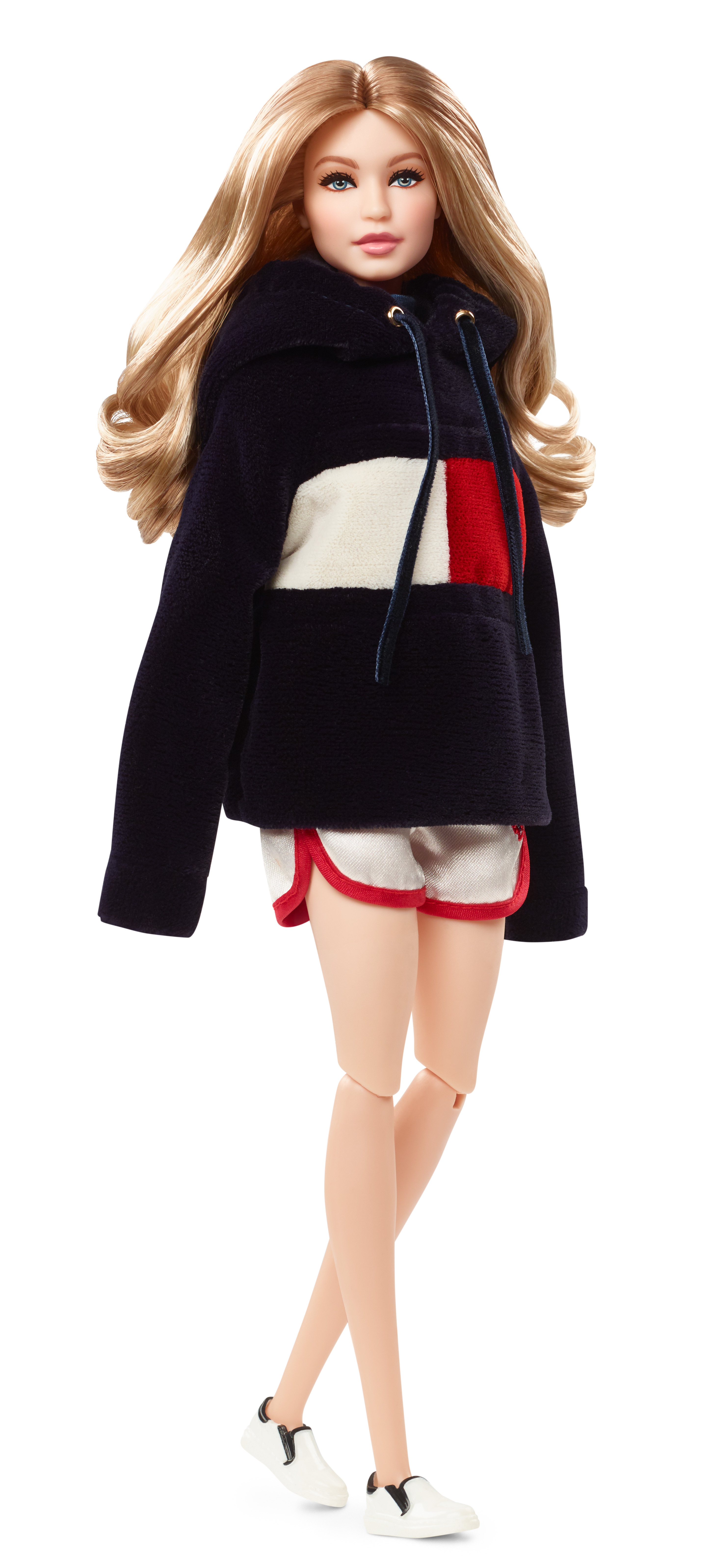 TommyXGigi Barbie doll 1 Tommy Hilfiger lansirao Barbiku sa likom Džidži Hadid