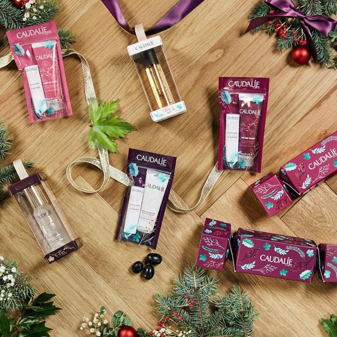caudalie poklon setovi Praznične dileme: Kako odabrati koristan, a lep poklon?