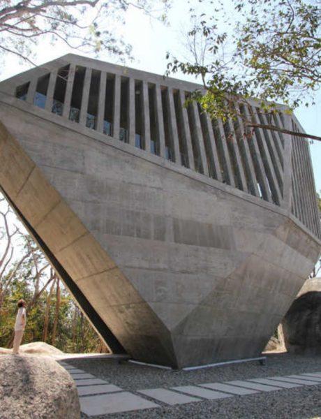 Neobične crkve – arhitektura kao otklon u odnosu na kanone