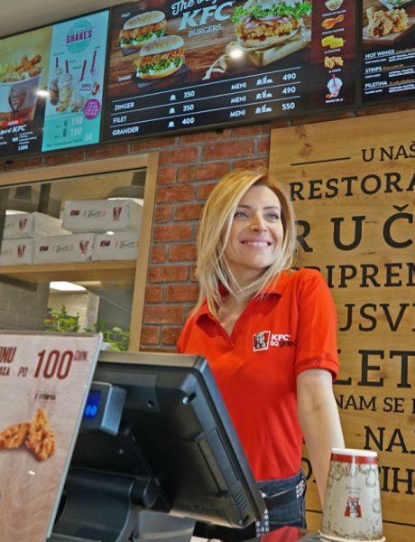Iznenađenje u KFC drive thru restoranu