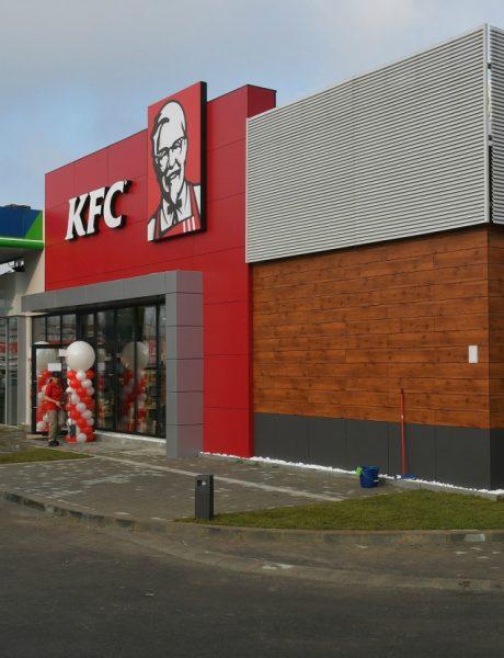 Na Adi Ciganliji otvoren prvi KFC drive thru restoran