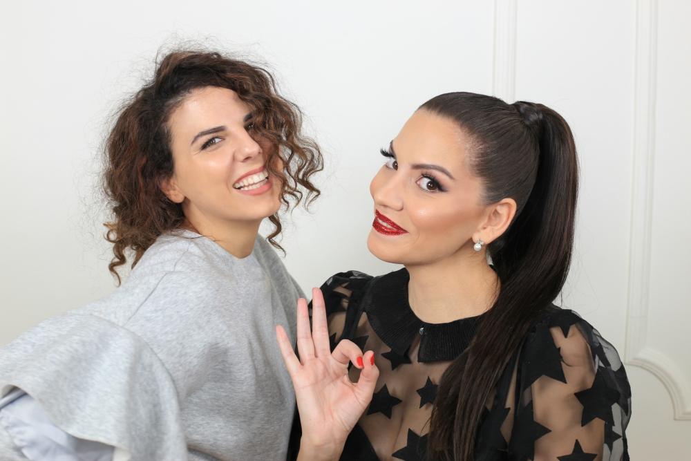 mmm Svetlucavi makeup look uz Tijanu Kadović (TUTORIJAL)
