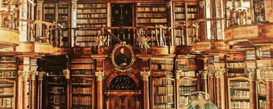 Najlepša evropska biblioteka – opatija St. Gallen u Švajcarskoj