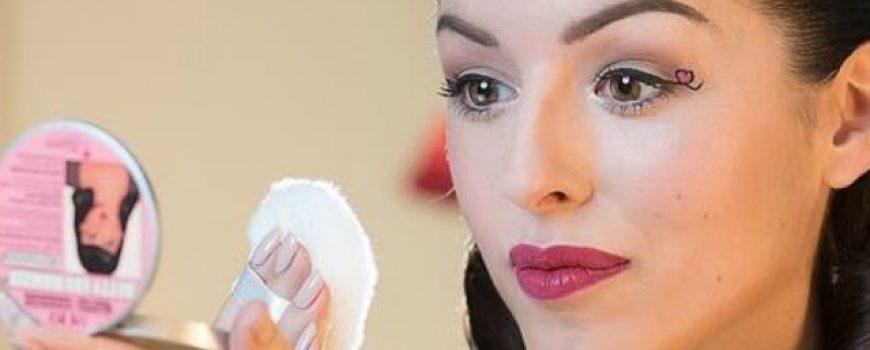 Vintage makeup za devojke koje vole da se razlikuju!