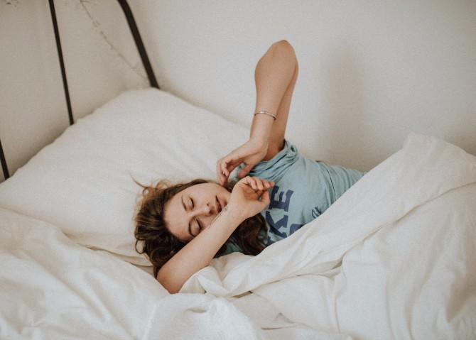 spavanje 2 Novi fitnes trend: Spavanje!