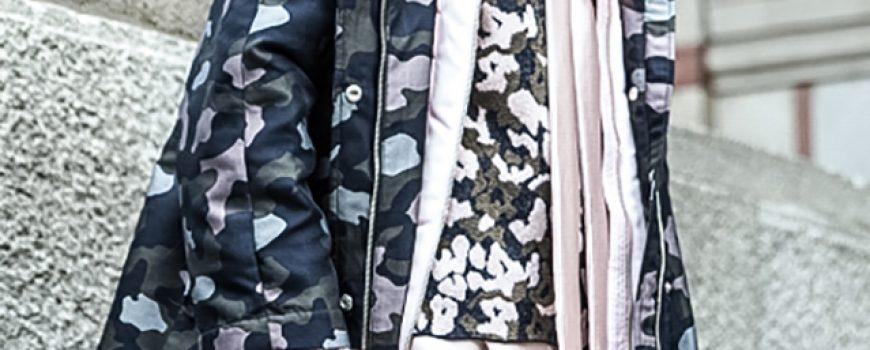 Military stil nikada nije izgledao – ženstvenije!